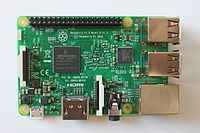 Photo du Raspberry Pi 3